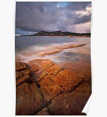 Killiecrankie Bay, Flinders Island Poster