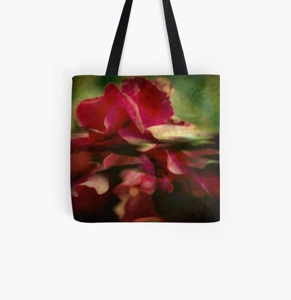 Graceful All Over Print Tote Bag