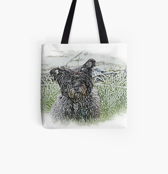 BUTCH All Over Print Tote Bag