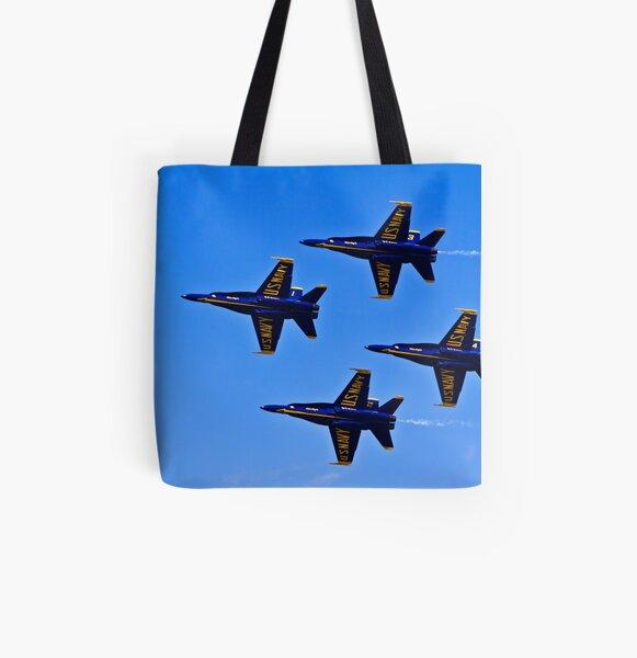 U.S. Navy All Over Print Tote Bag