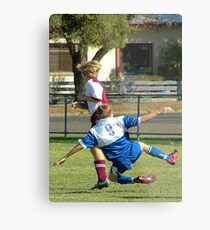World Cup? Metal Print