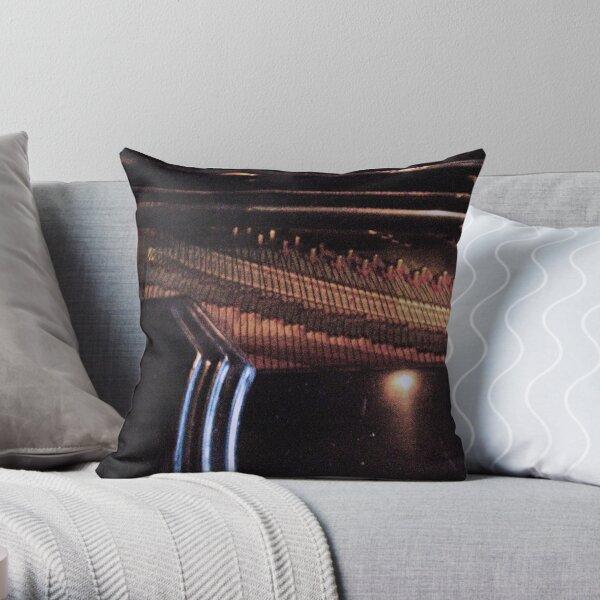 piano #2 Throw Pillow
