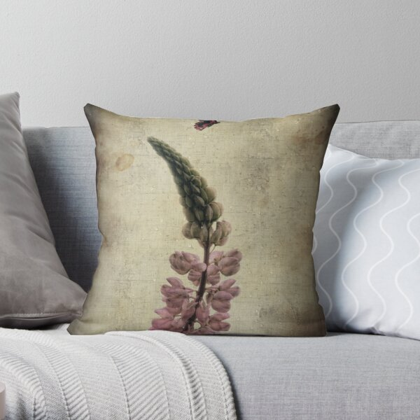 Summer Zen Throw Pillow