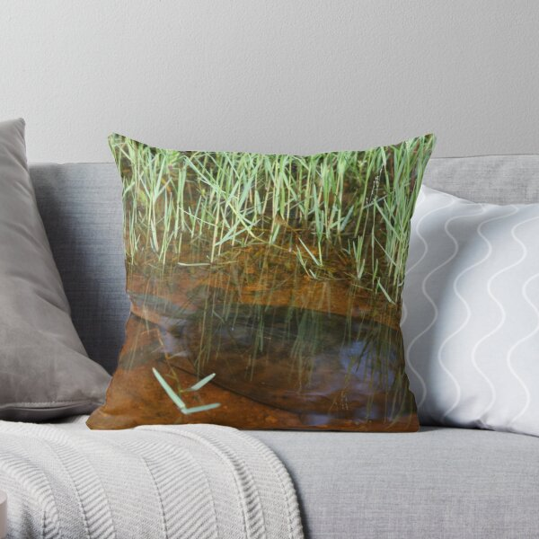 Stretch Throw Pillow