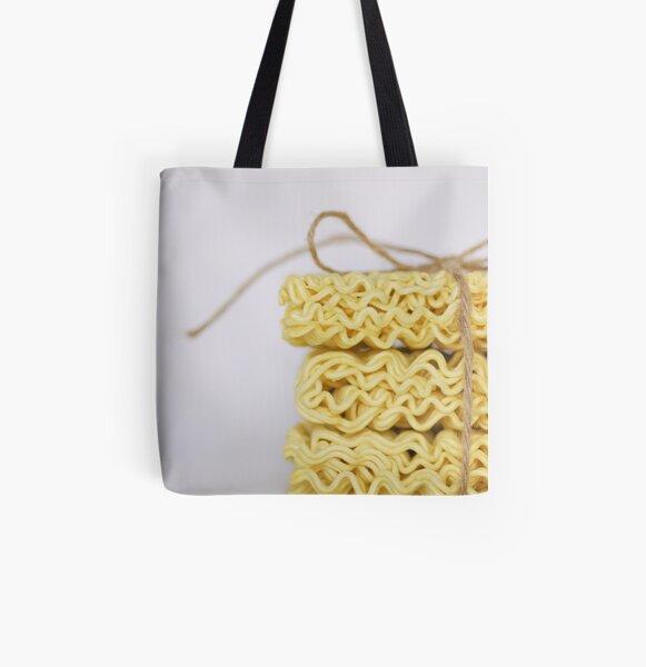 .noodles. All Over Print Tote Bag