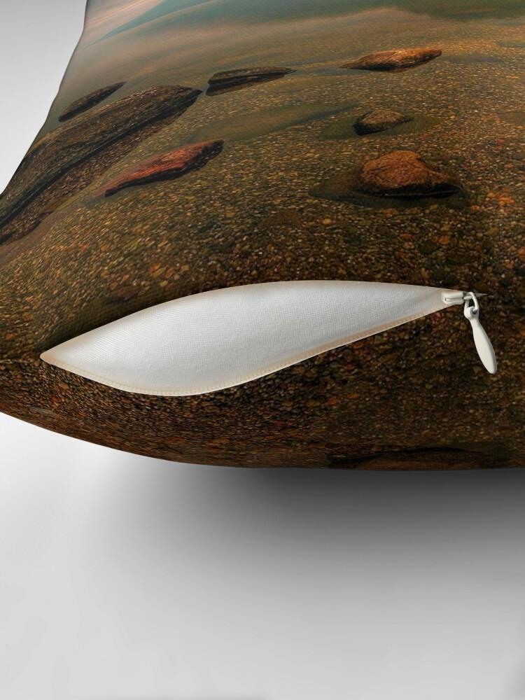 Alternate view of Lomond Light Throw Pillow