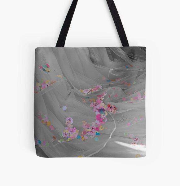 confetti All Over Print Tote Bag