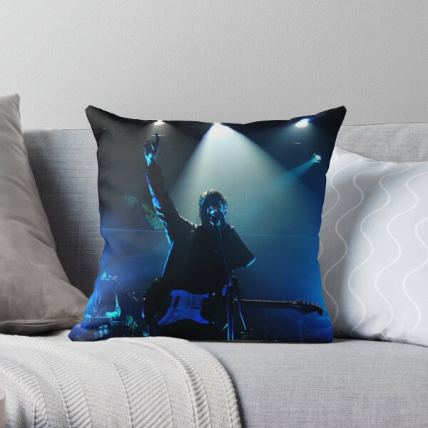 Jamie T  Throw Pillow