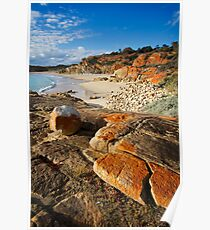 Marshall Bay, Flinders Island Poster