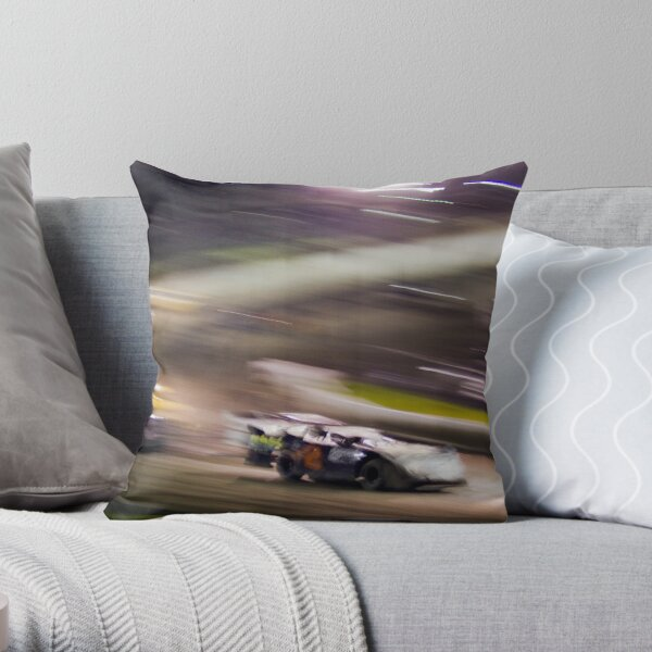 fast cars Throw Pillow