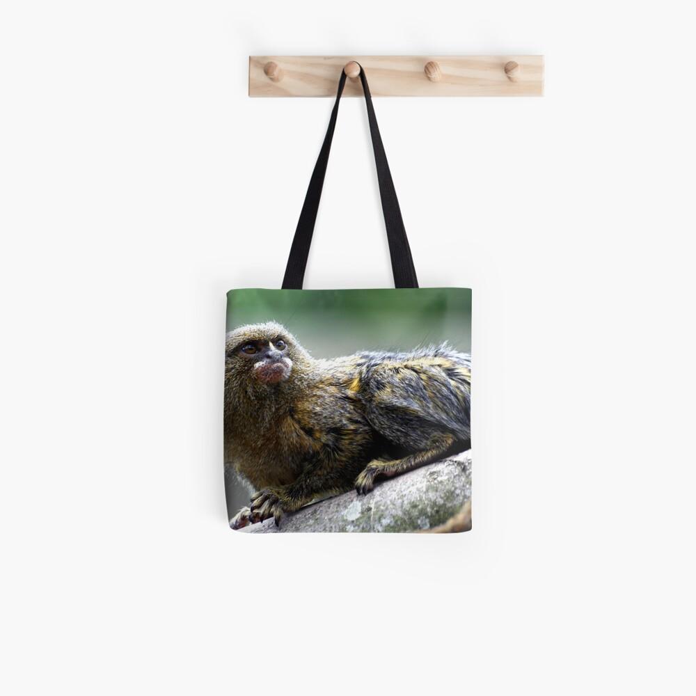 Pygmy Marmoset Tote Bag
