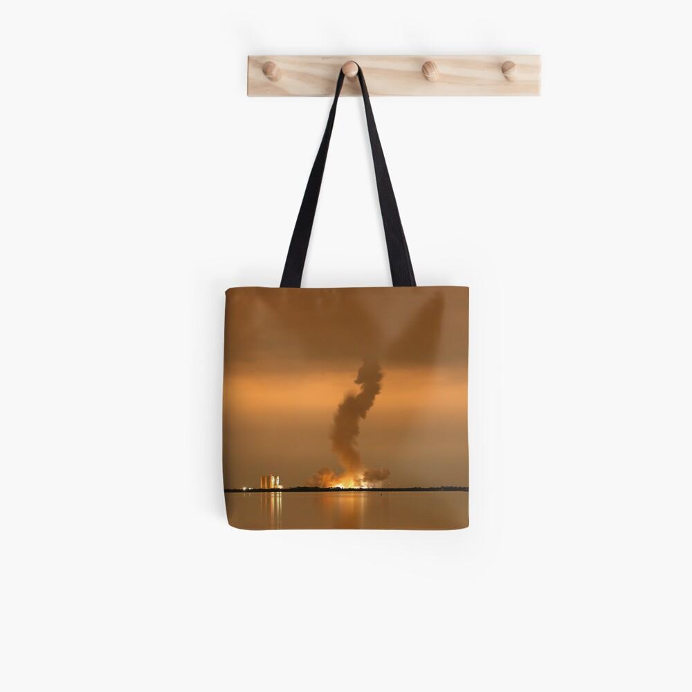 Night Launch Tote Bag