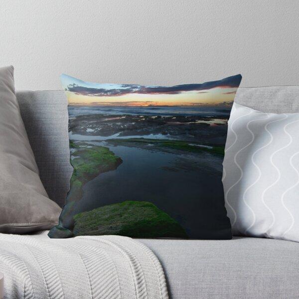 Cronulla Dawn Throw Pillow