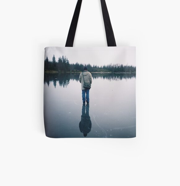 Oslo All Over Print Tote Bag