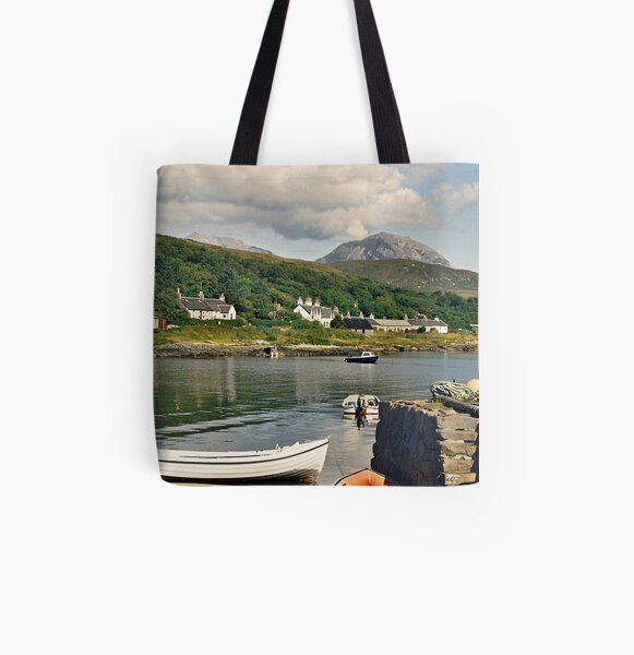 Craighouse All Over Print Tote Bag