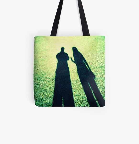 Autumn in Iveagh Gardens All Over Print Tote Bag
