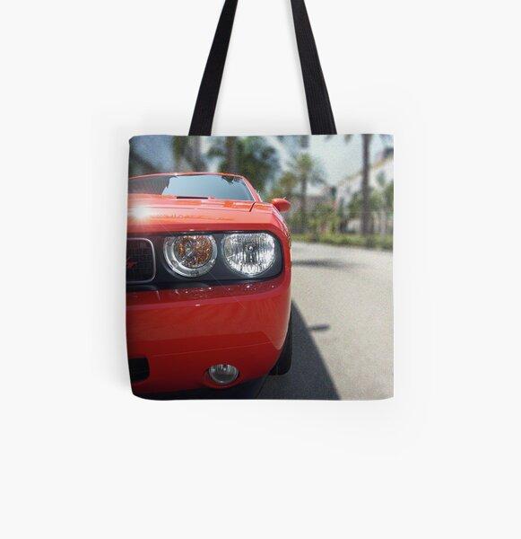 Dodge Challenger All Over Print Tote Bag