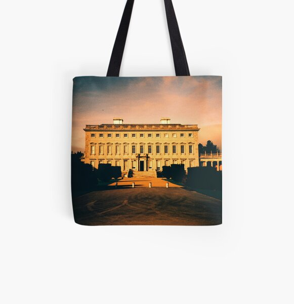 Castletown House All Over Print Tote Bag