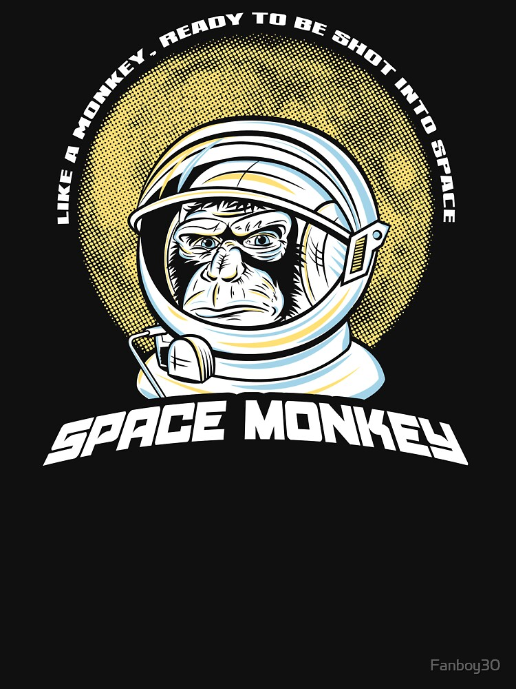 Space Monkey | Unisex T-Shirt