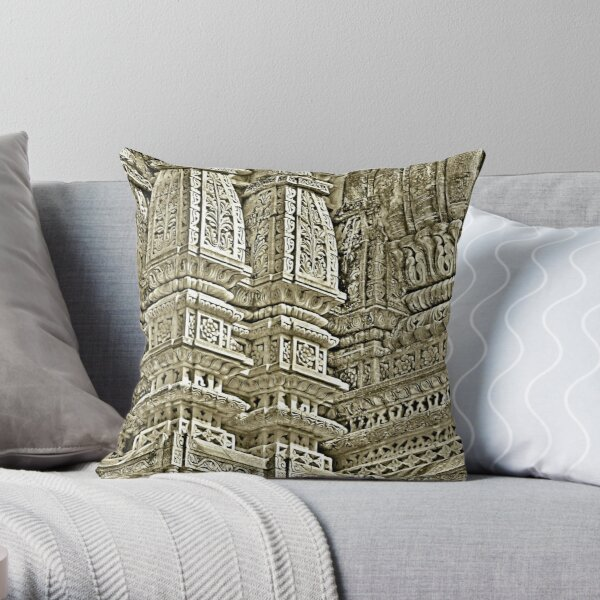 Heritage #3 ( Revisited ) Throw Pillow