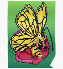 Flutter-Bee Poster