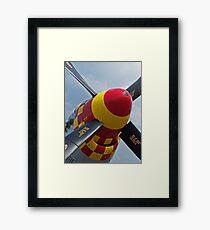 Spitfire #2 Framed Print