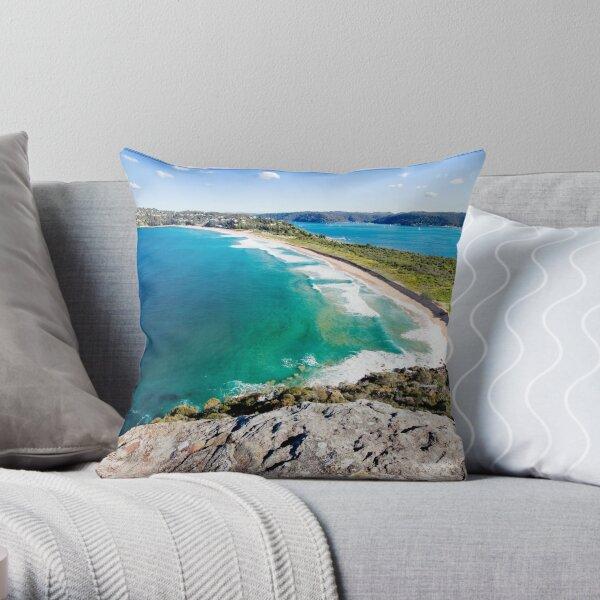 Palm Beach North 18-07-09 02 Throw Pillow