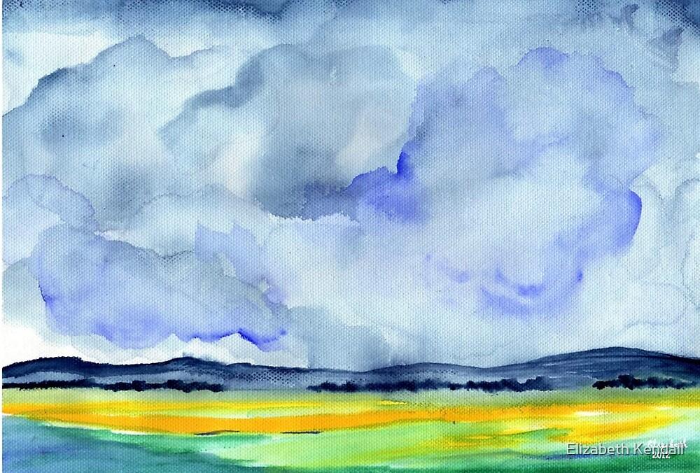 Clouds by Elizabeth Kendall