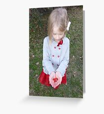 Little Red Berries Greeting Card