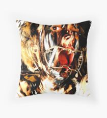 Wide Throw Pillow