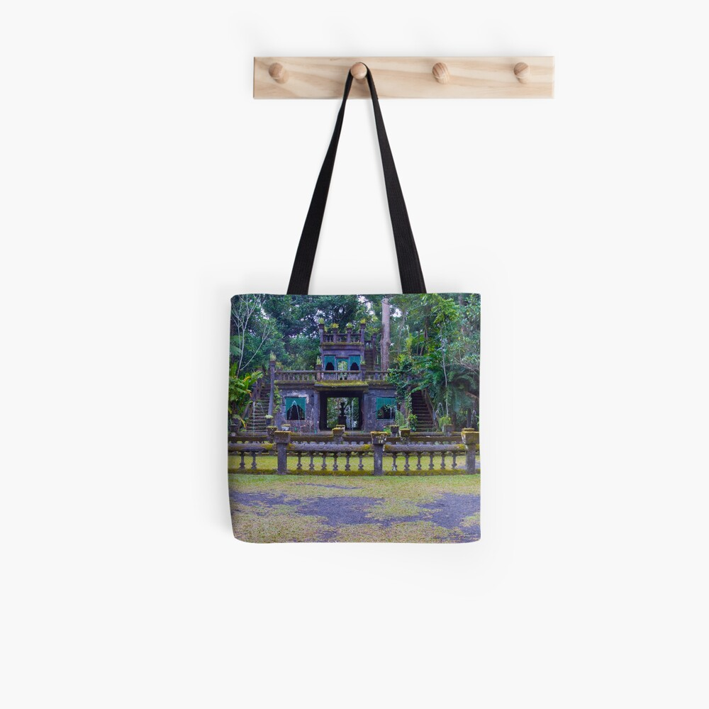 Tea Rooms Tote Bag