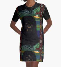 """# 0 """"WG-SasUFO-#0-(Jan-2019)"""" Graphic T-Shirt Dress"""