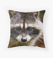 Ralphie's Back In Town Throw Pillow
