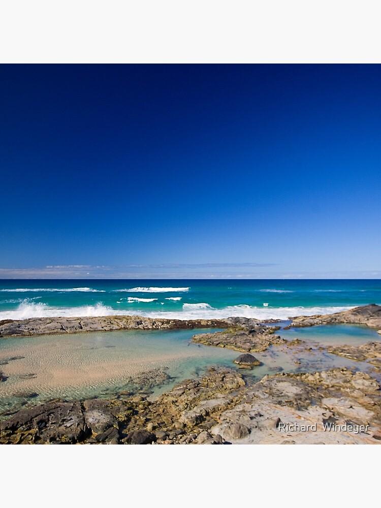 Champagne Pools, Fraser Island by RICHARDW