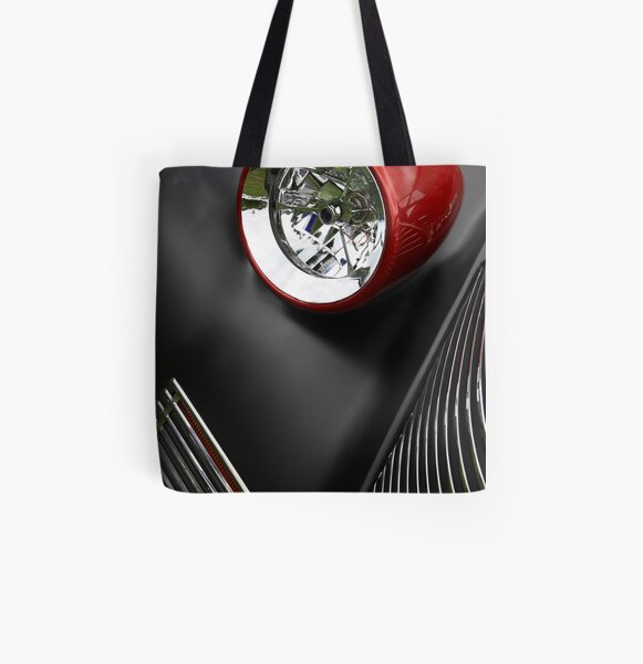 Take Me To Your Leader All Over Print Tote Bag