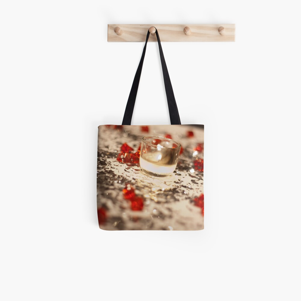 Candle Play Tote Bag