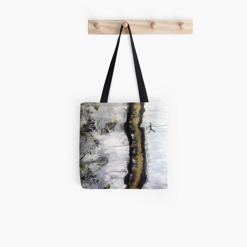 Golden Times IV Tote Bag