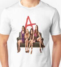 Pretty Little Liars Group Unisex T-Shirt