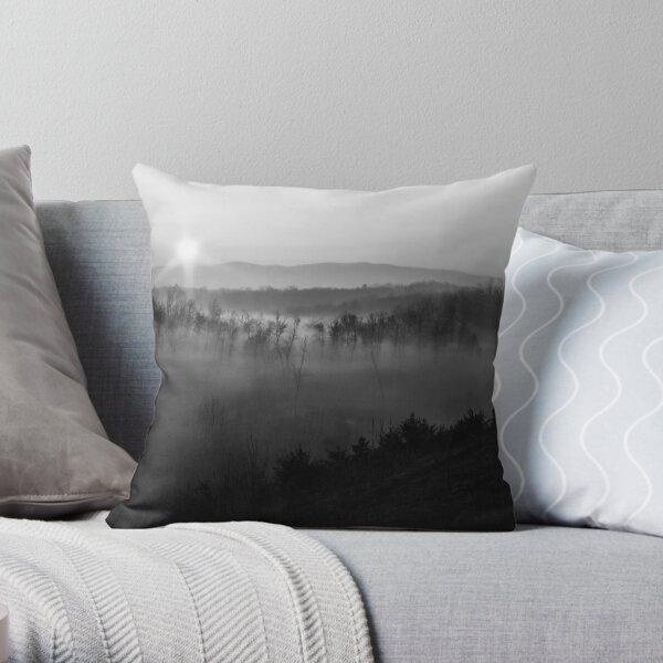 ~ Mist ~ Throw Pillow
