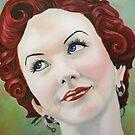 Redhead by Zeb Shaffer