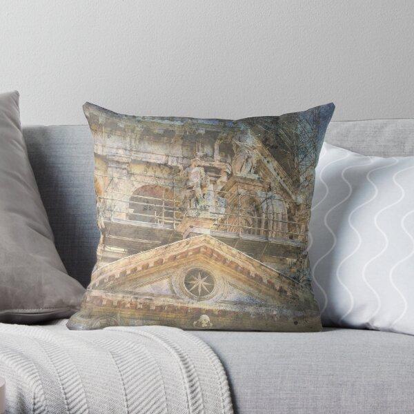 ..baroque... Throw Pillow