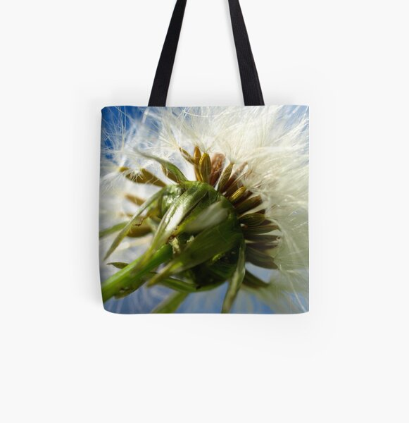Mane Of The Dandy Lion  All Over Print Tote Bag