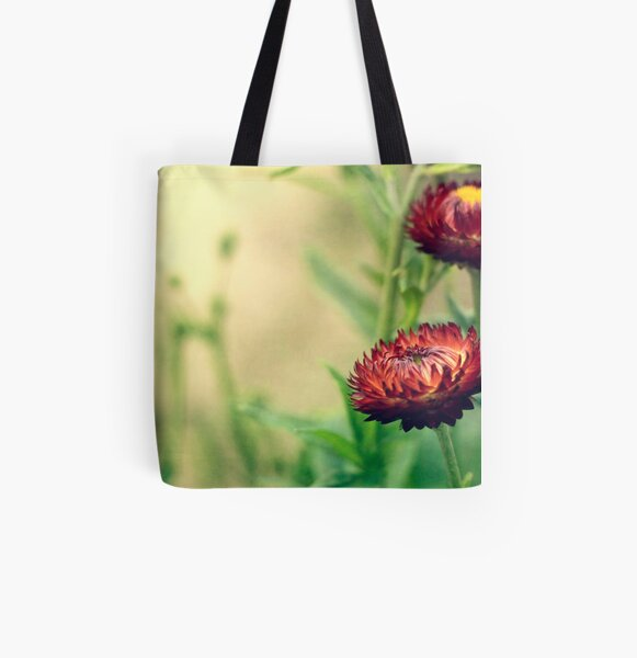 Two's Company All Over Print Tote Bag