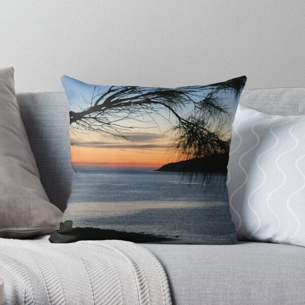 ~Penneshaw, Kangaroo Island~ Throw Pillow