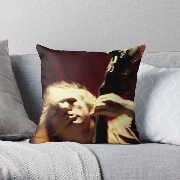 Hans Glawishnig Throw Pillow