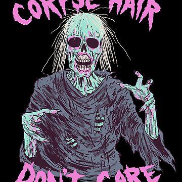 Corpse Hair interessieren sich nicht von wytrab8