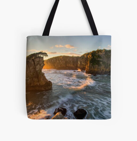 Resistance - NZ All Over Print Tote Bag