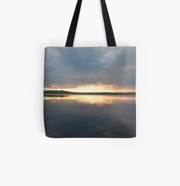 Turee Sunset All Over Print Tote Bag
