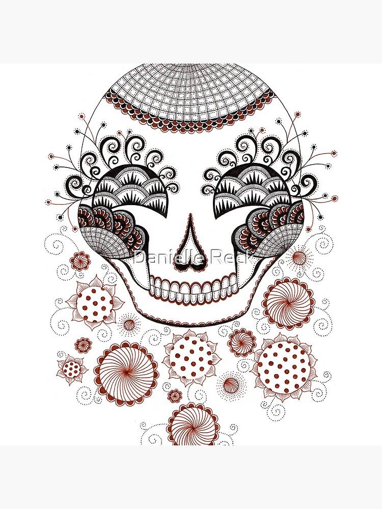 Carnival  Skull by Reck76