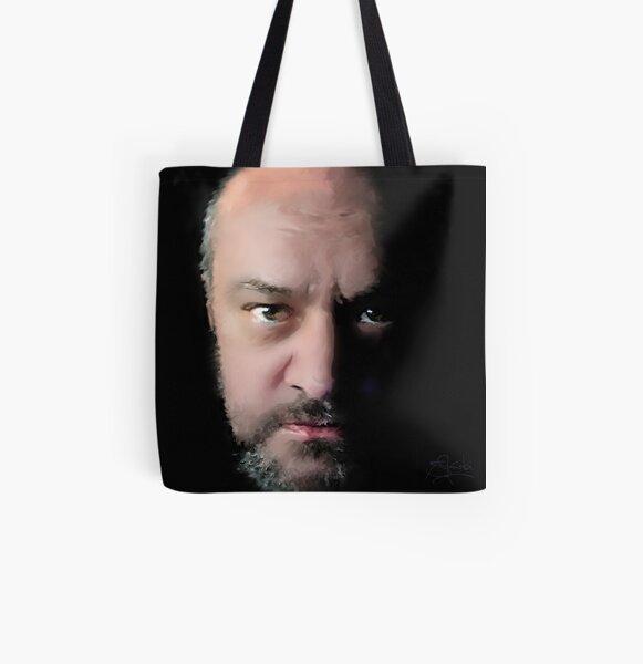 Self Portrait All Over Print Tote Bag